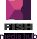 Fish Media Hub Logo